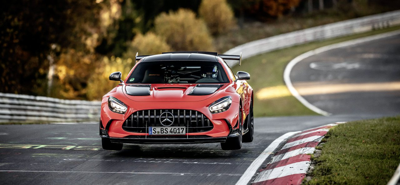 Nordschleife, Mercedes-AMG claims Nurburgring record for GT Black Series, ClassicCars.com Journal