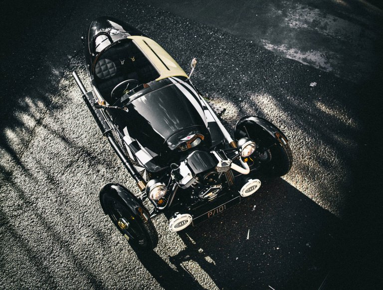 Morgan ends 3 Wheeler production (for now) with special P101 model