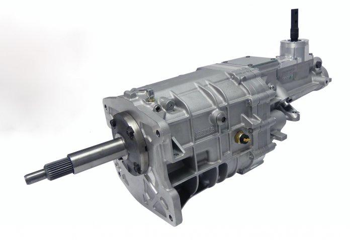 Tremec TKX 5-speed manual transmission