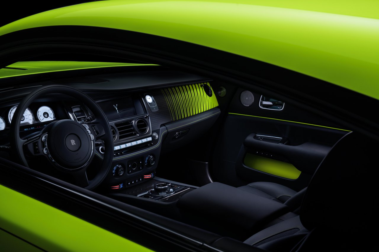 Neon Nights, Neon-colored Rolls-Royce specials are for those who don't shy from conspicuous consumption, ClassicCars.com Journal