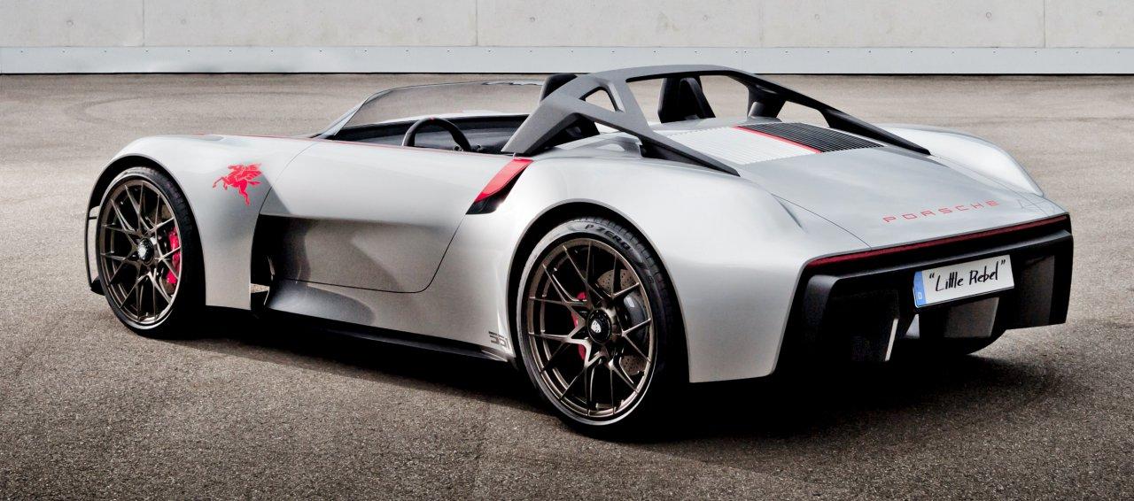 Porsche, Book reveals magic behind formerly secret Porsche 'vision projects', ClassicCars.com Journal