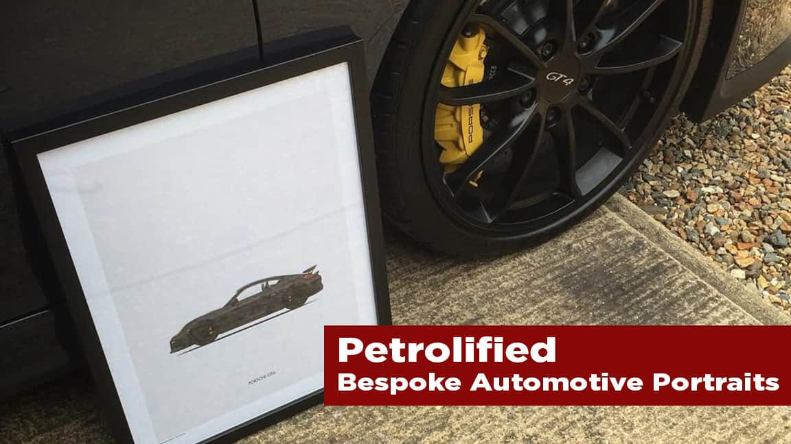 The Journal's holiday gift guide   Petrolified automotive portraits