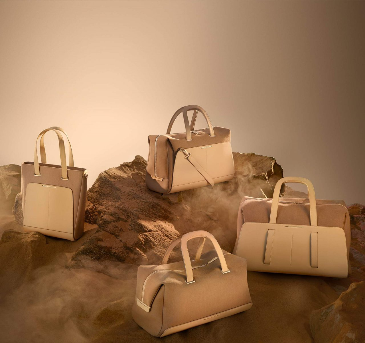 Escapism luggage collection