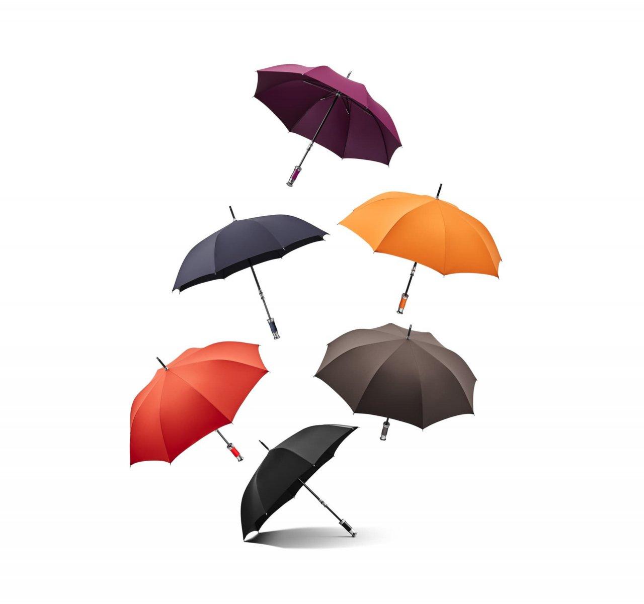 Rolls-Royce umbrellas