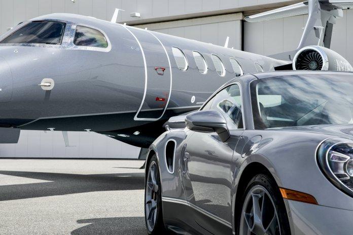 Porsche 'Duet'