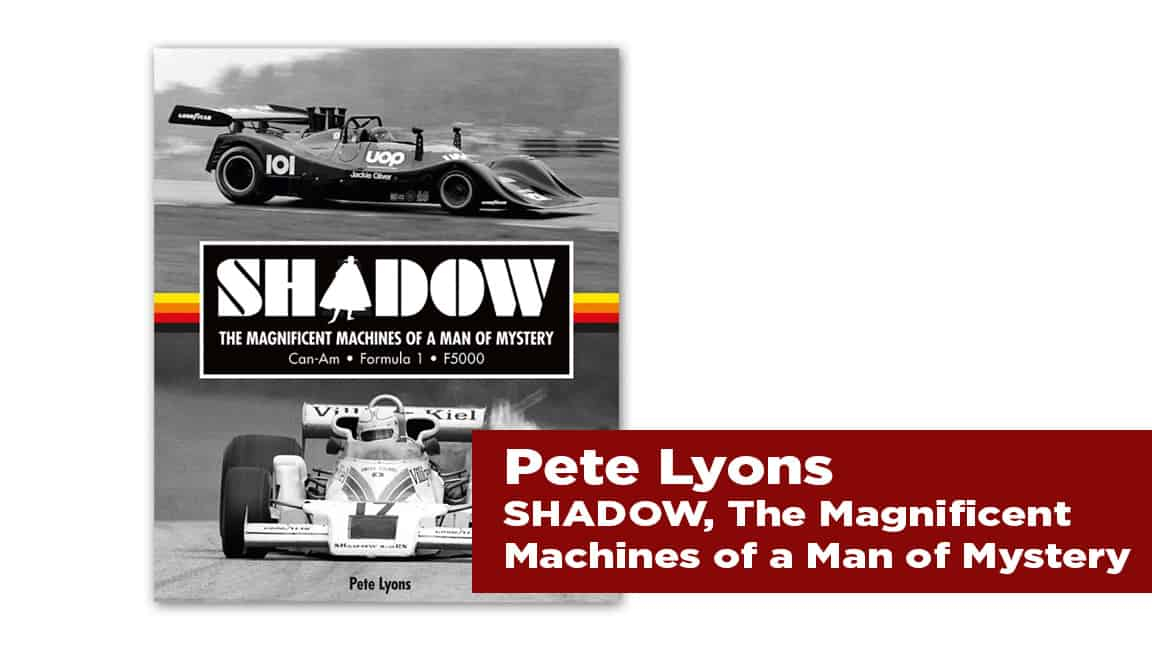 The Journal's holiday gift guide | Peter Lyons' Shadow, The Magnificent Machines of a Man of Mystery