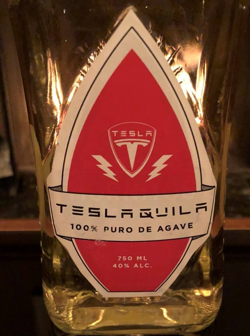 Tesla Tequila, $250 Tesla Tequila sold out in a day, ClassicCars.com Journal