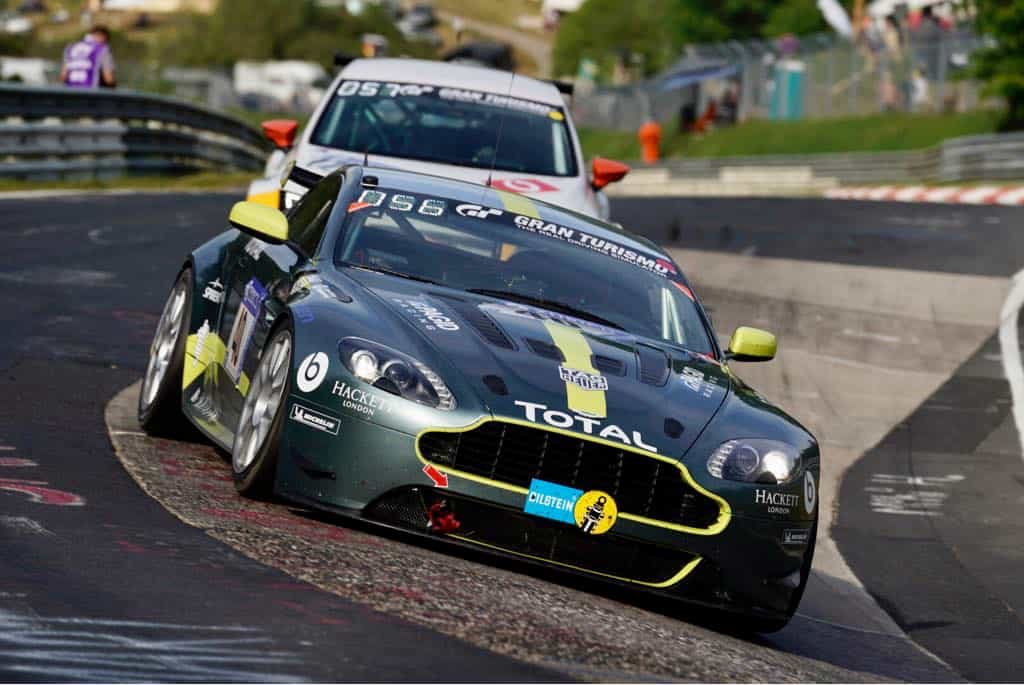 Aston Martin Racing Offers Vantage Legacy Collection