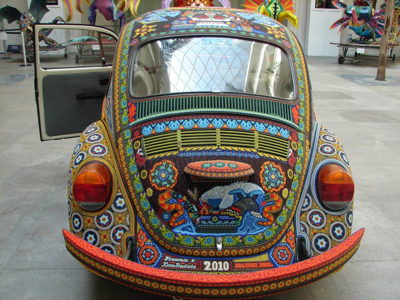 Beetle Rear