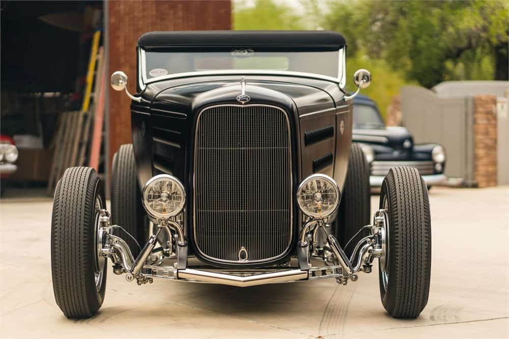 , 'And the reserve is off!' '32 Ford bidding ends November 3, ClassicCars.com Journal