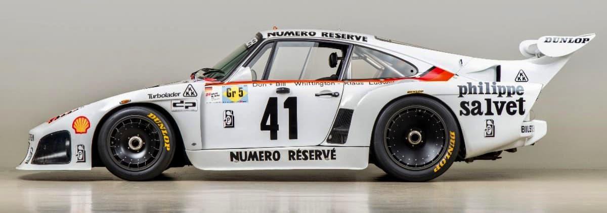 Pebble Beach | 1979 Porsche 935 K3 led a 1-2-3 sweep at Le Mans