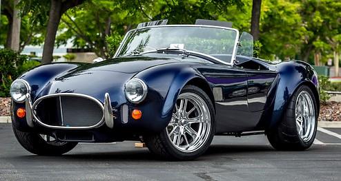 Cobra, Electrified Cobra will strike in silence, ClassicCars.com Journal
