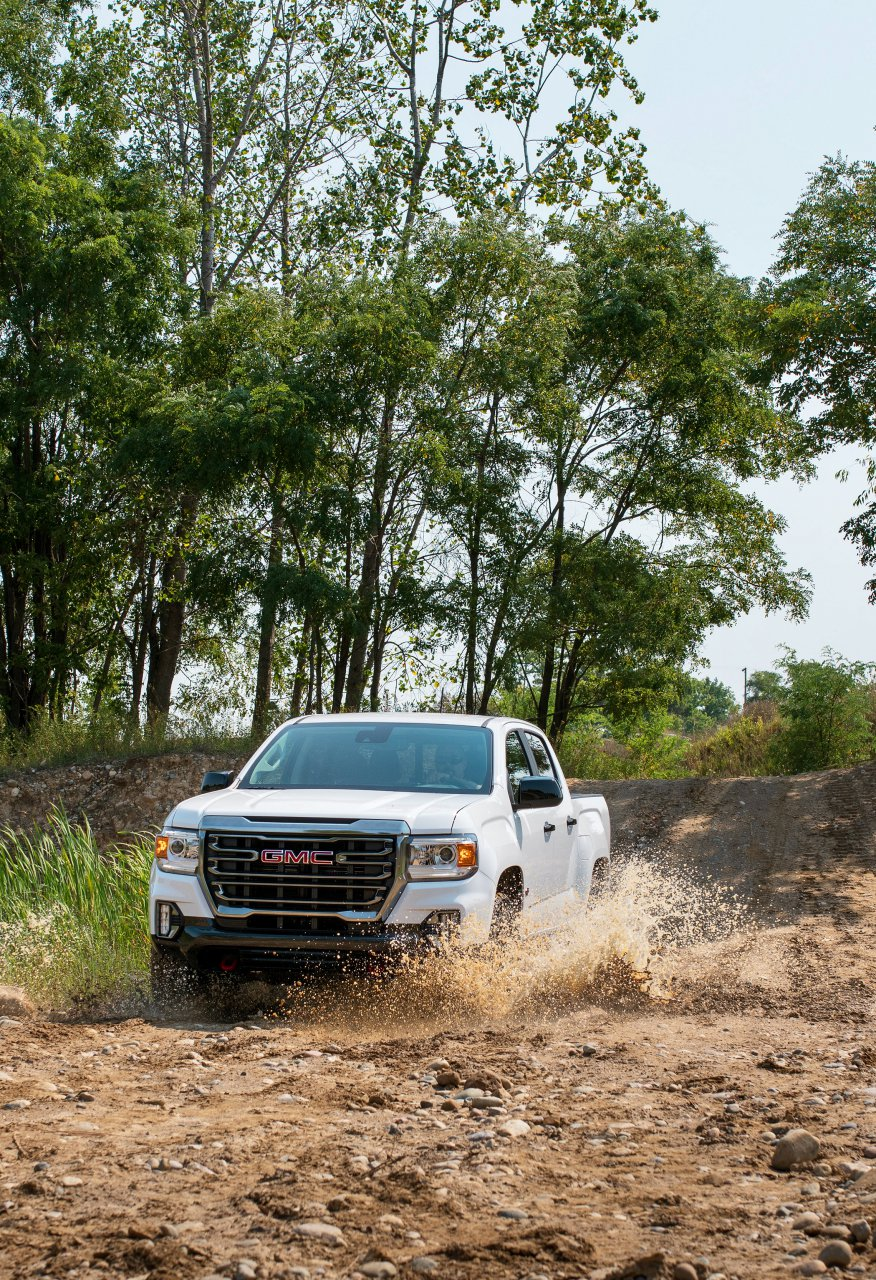 GMC unveils the 2021 Canyon AT4 Off-Road Performance Edition