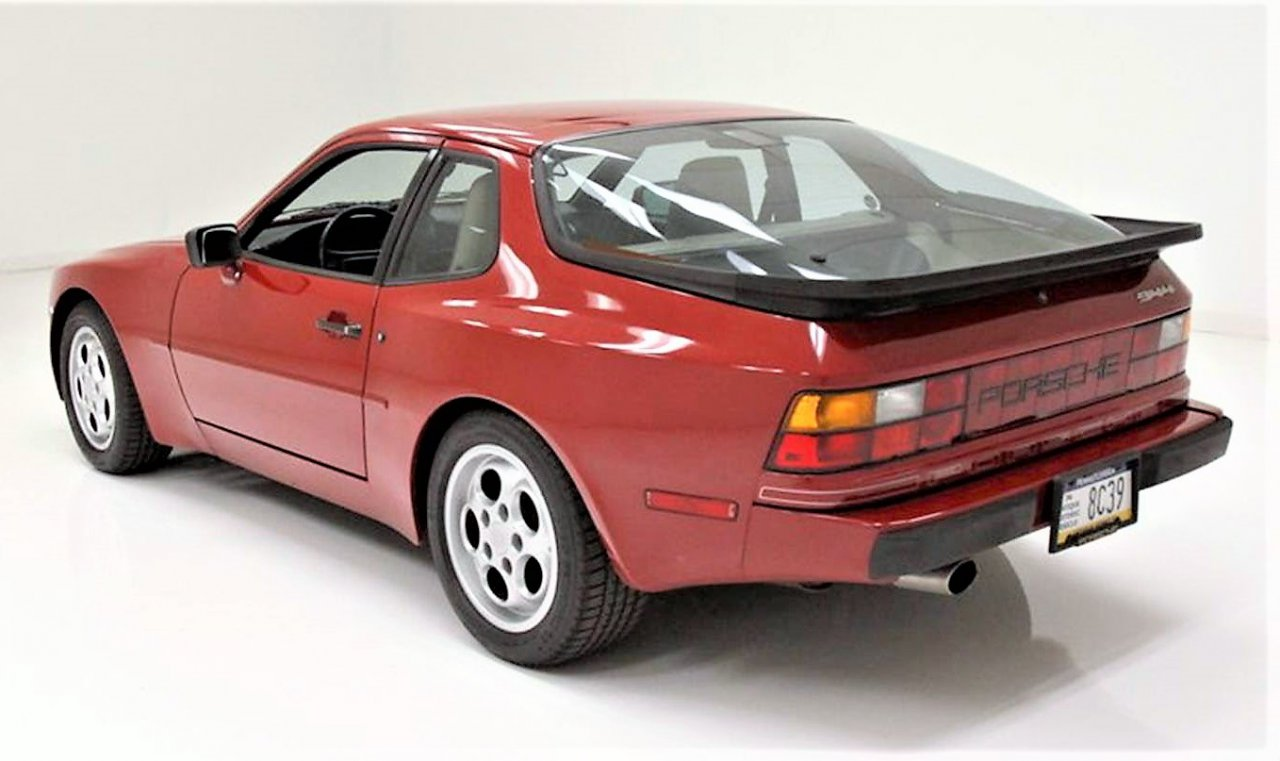 porsche, Pick of the Day: 1987 Porsche 944 in preserved driver condition, ClassicCars.com Journal
