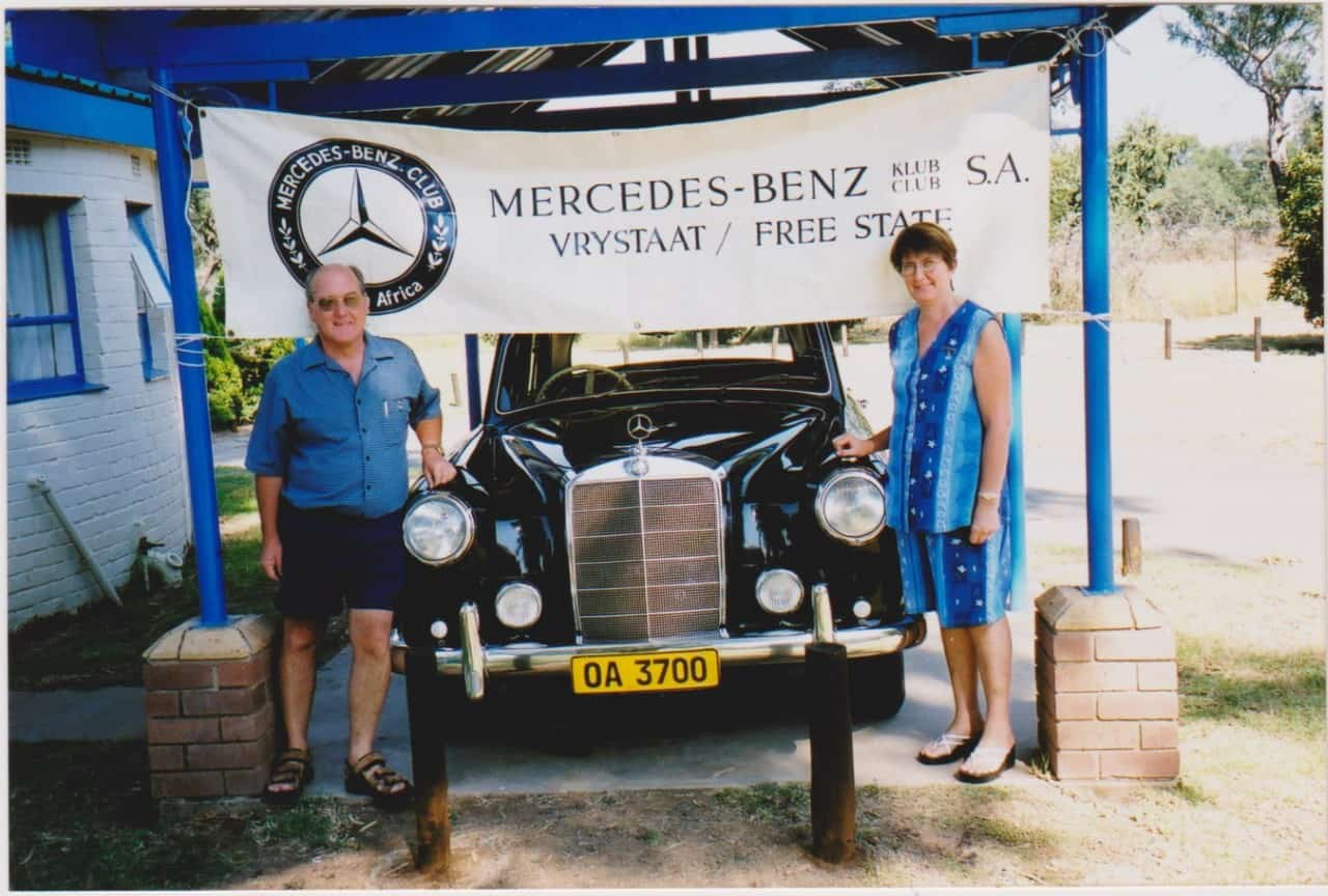 Coetzer, My Classic Car: Children remember their father's passions, ClassicCars.com Journal