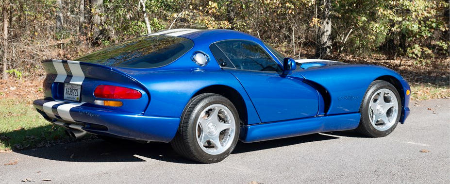 1997 Dodge Viper GTS AutoHunter
