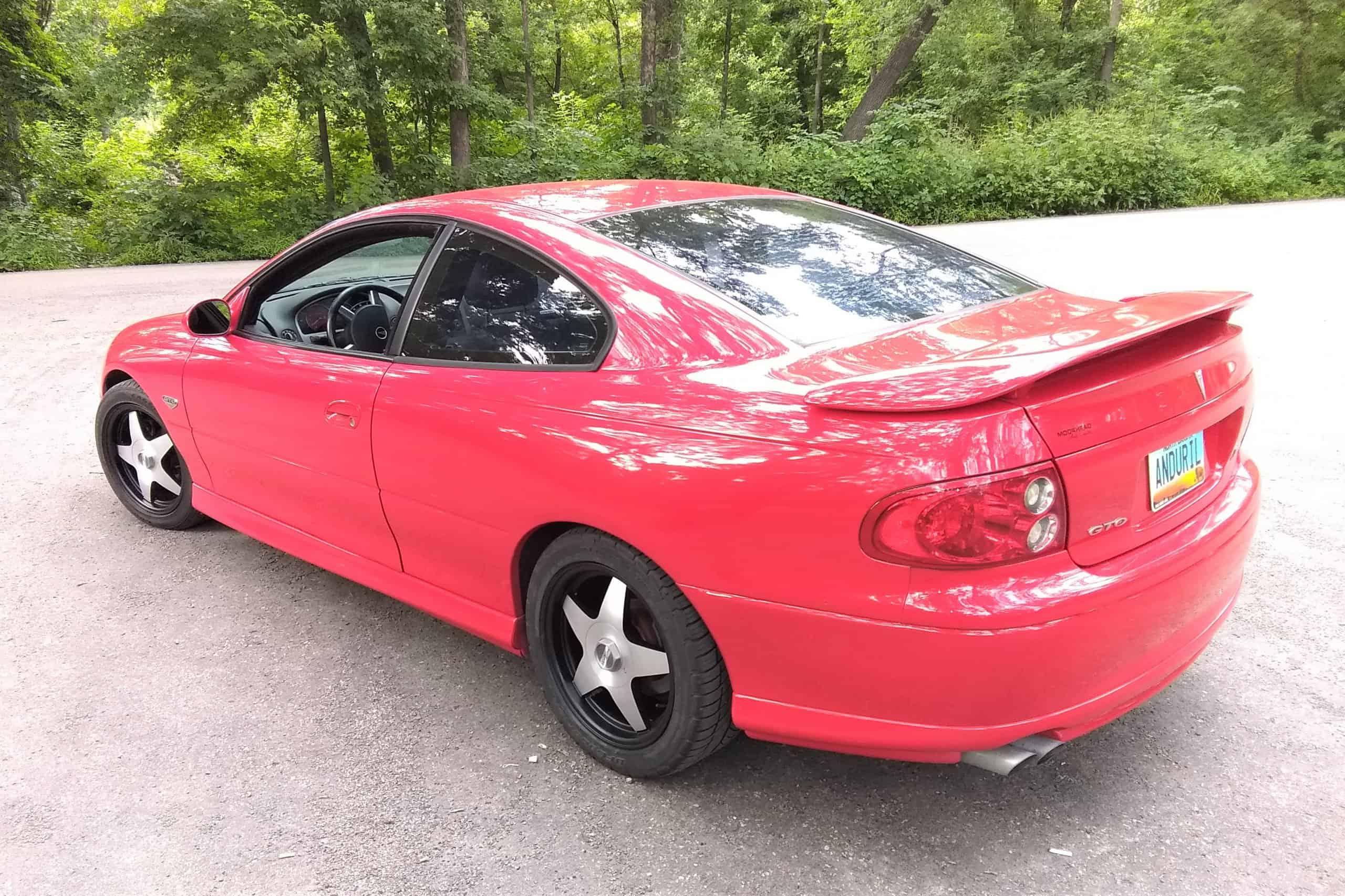 2004 GTO