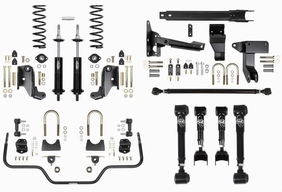Mustang, Detroit Speed offers suspension kit for Fox-body Mustangs, ClassicCars.com Journal