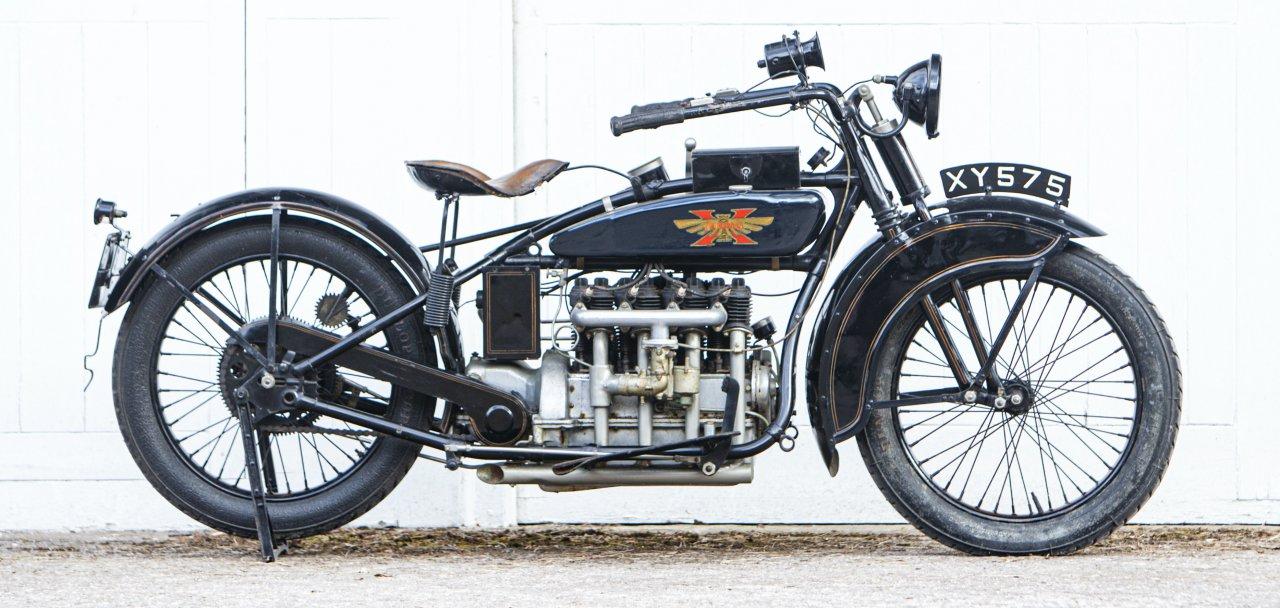 1924 Henderson  motorcycles