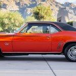 1969 Chevrolet Camaro SS 396 350 4-Speed