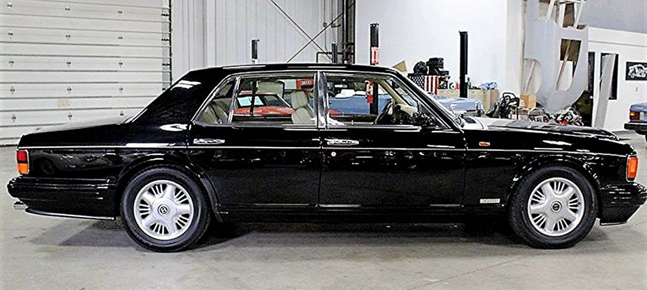 bentley, Pick of the Day: Bentley Brooklands sedan, a spectacular luxury bargain, ClassicCars.com Journal