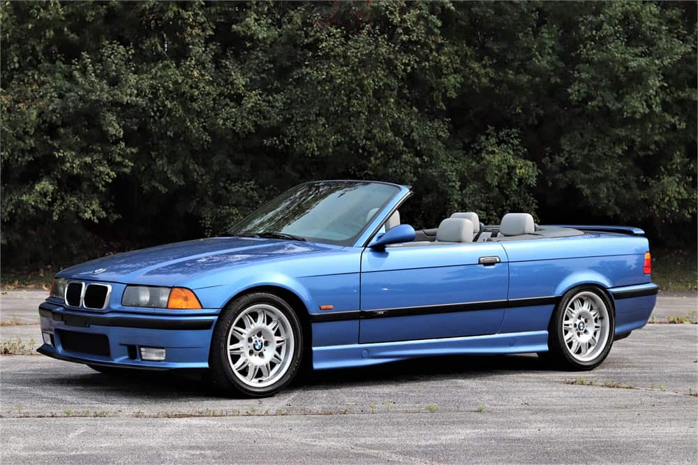 1999 BMW M3 convertible 5-Speed on AutoHunter