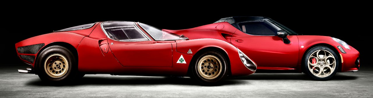 Alfa, Alfa plans 33 limited-edition 4C Spider 33 Stradale Tributo cars, ClassicCars.com Journal