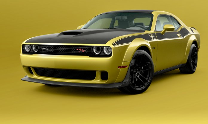 2021 Dodge Challenger Gold Rush