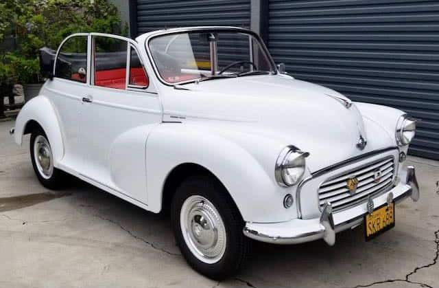 Morris Minor, Pick of the Day: 1960 Morris Minor with a top that drops, ClassicCars.com Journal
