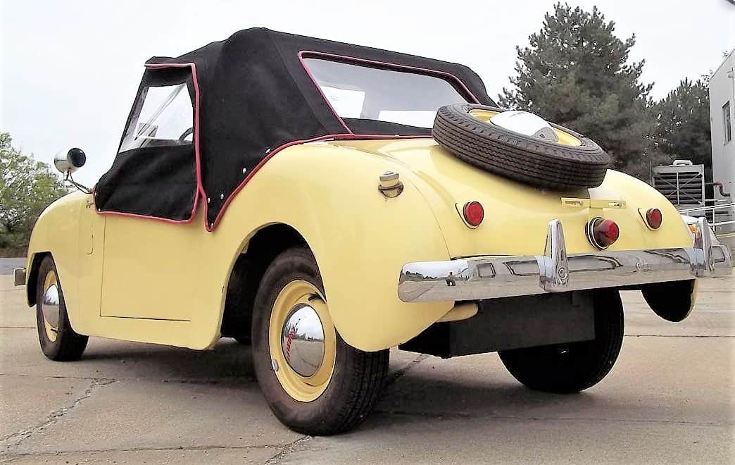 crosley, Pick of the Day: 1951 Crosley Super Sports with personality to spare, ClassicCars.com Journal
