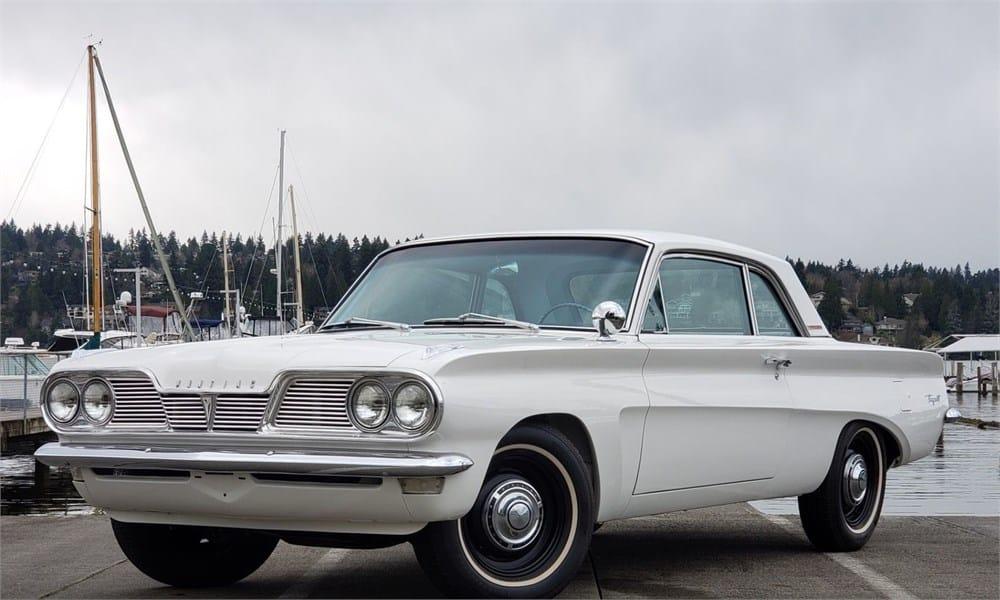 1962 Pontiac Tempest LeMans  on AutoHunter