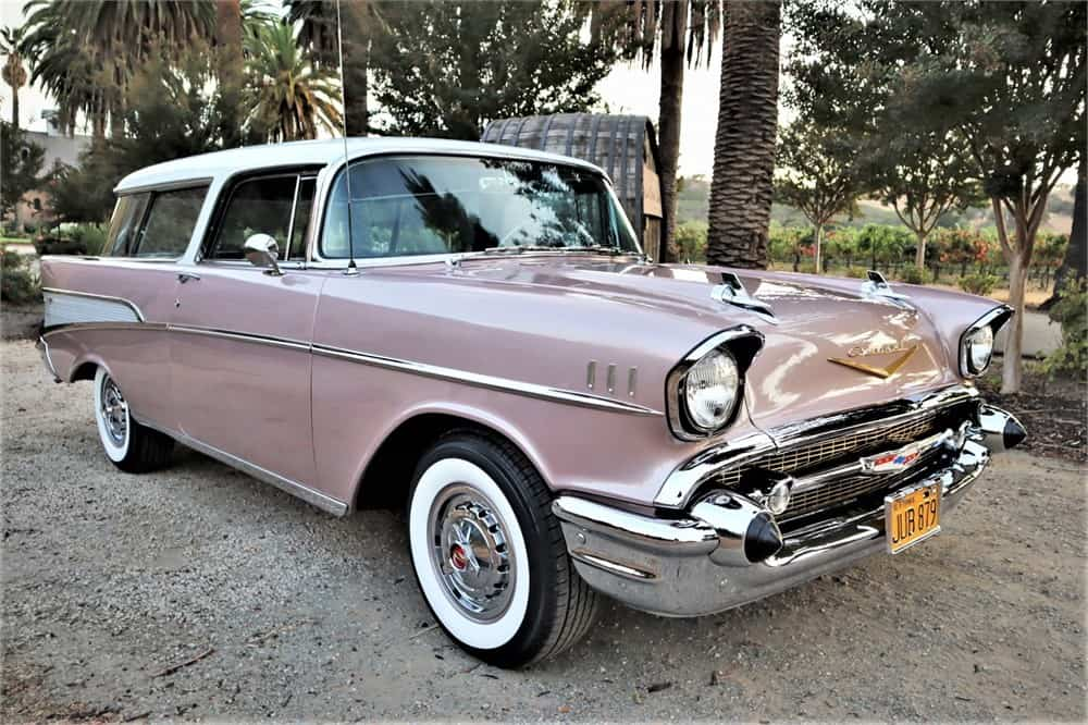 1957 Chevrolet Nomad on AutoHunter