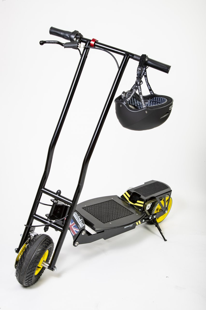 Scooter, AC Cars adds electric-powered scooters to its product line, ClassicCars.com Journal