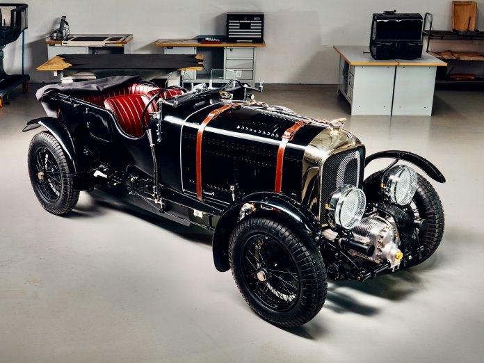 Blower Bentley continuation