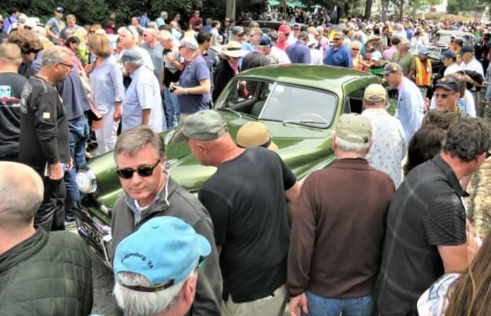 monterey, Rear View: No. 8 – Carmel moves to limit Monterey Car Week events, ClassicCars.com Journal