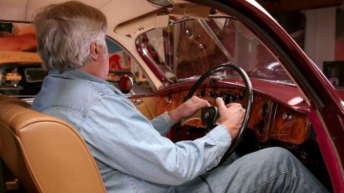 Jay Leno 1955 Bristol 403