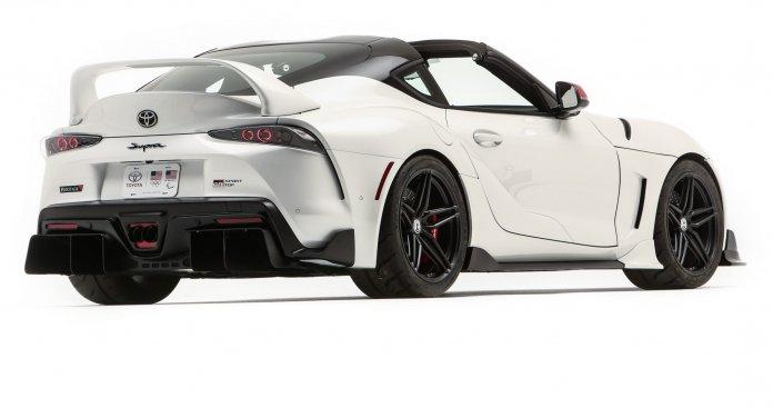 GR Toyota Supra Sport Top