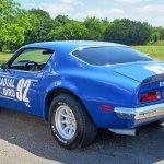 HA20_Mecum Houston 2020_1971 Pontiac Trans Am Tirebird_Side