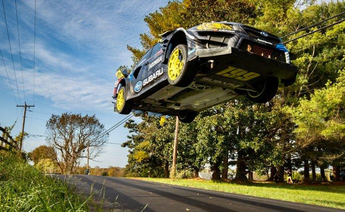 Hoonigan Subaru WRX STI