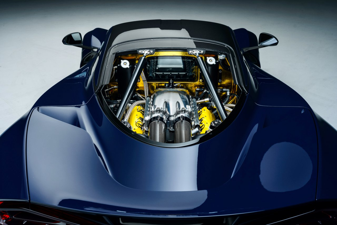Hennessey, Hennessey unveils Venom F5 supercar, ClassicCars.com Journal
