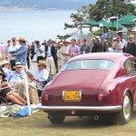 Lancia Aurelia at Pebble Beach