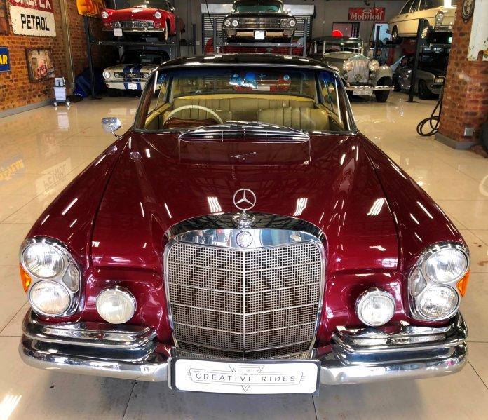 1964 Mercedes 220 SE