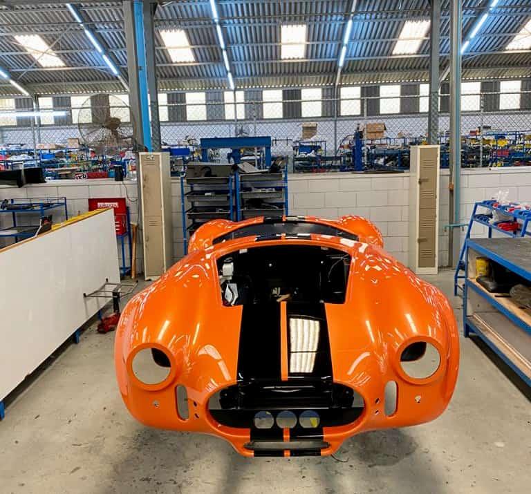 ac cars, AC Cars unveils electric-powered Cobra Series 4, ClassicCars.com Journal