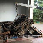 Motor-removal