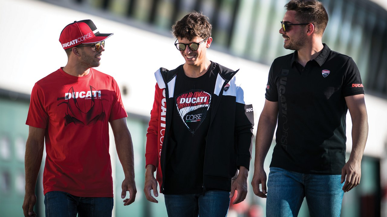 Ducati, Ducati releases its 2021 Apparel collection, ClassicCars.com Journal