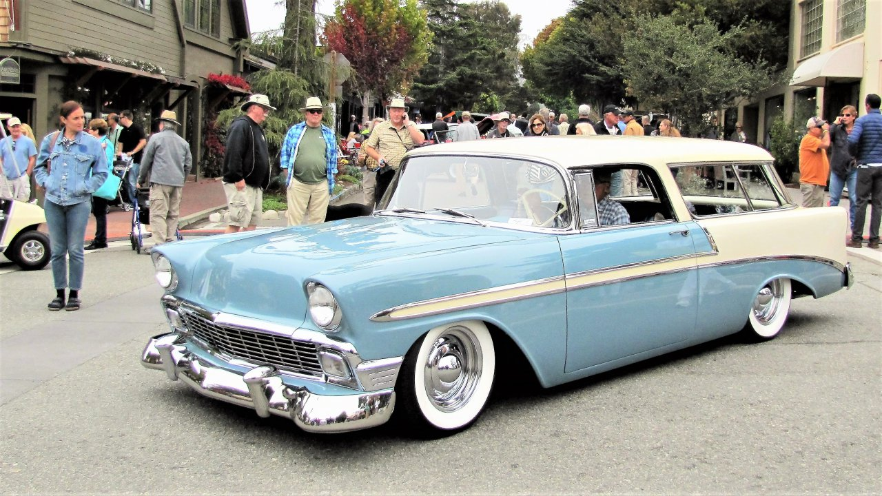 , Celebrate the 4th of July with red, white and blue classic cars, ClassicCars.com Journal