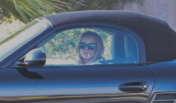 Celebrity driver