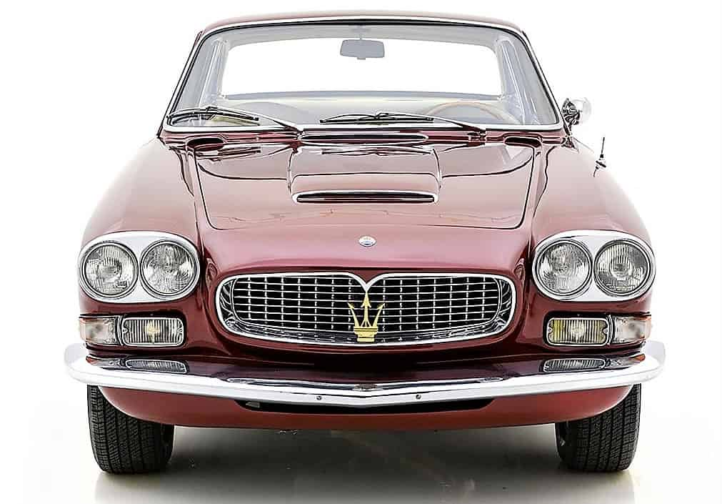 maserati, Pick of the Day: '65 Maserati Sebring grand touring coupe, ClassicCars.com Journal