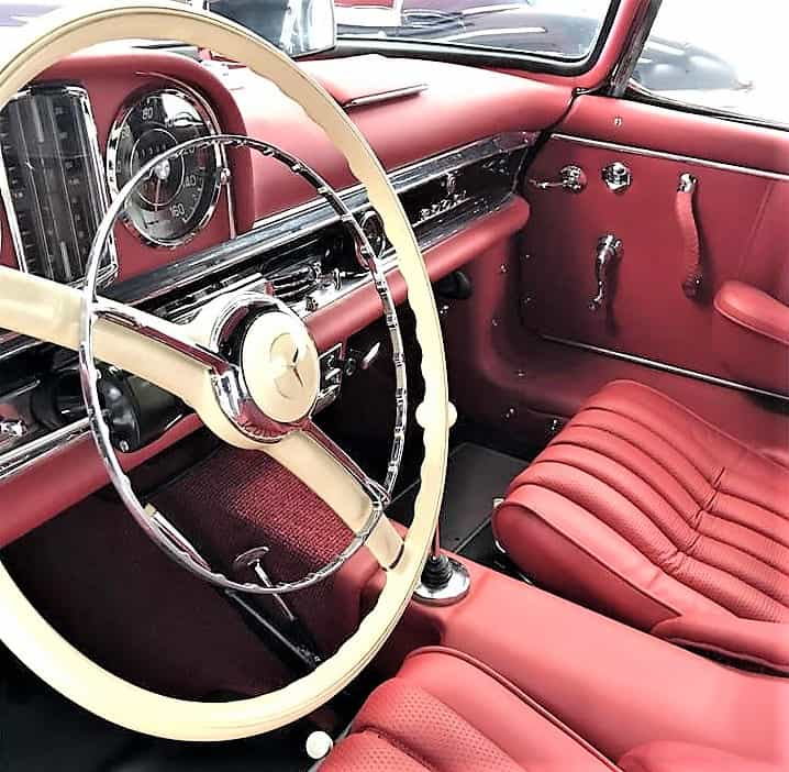 300sl, Pick of the Day: Mercedes-Benz 300SL, one of the all-time greatest sports cars, ClassicCars.com Journal