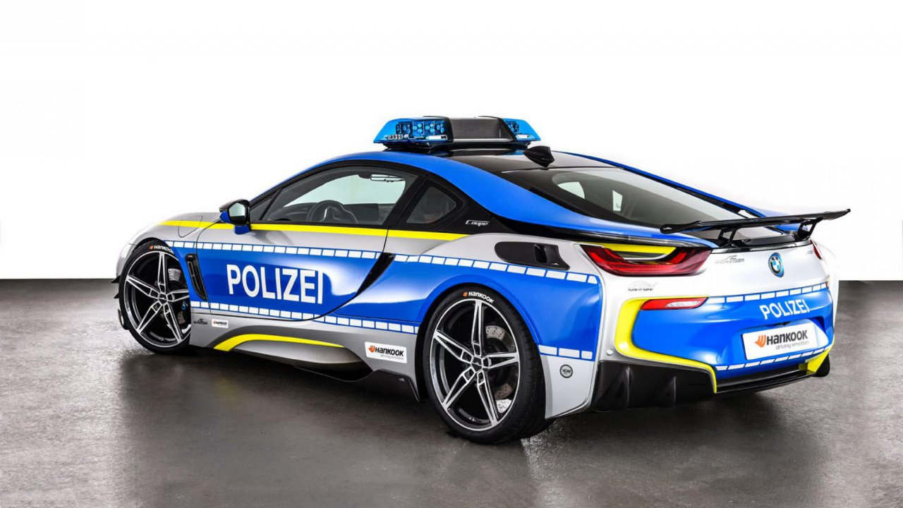 cop cars, The 7 coolest cop cars in the world, ClassicCars.com Journal